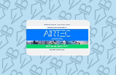 AIRTEC 21, Trade fair and conference on innovations in aviation