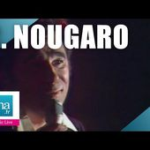 """Claude Nougaro """"Armstrong"""" (live officiel) - Archive INA"""