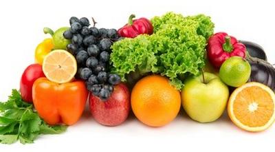 Fruits et légumes =)