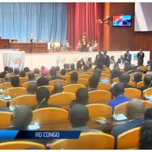 RDC : Session inaugurale de l'Assemblée nationale