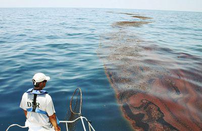 Des scientifiques russes et français inventent un matériau pour nettoyer les océans des hydrocarbures