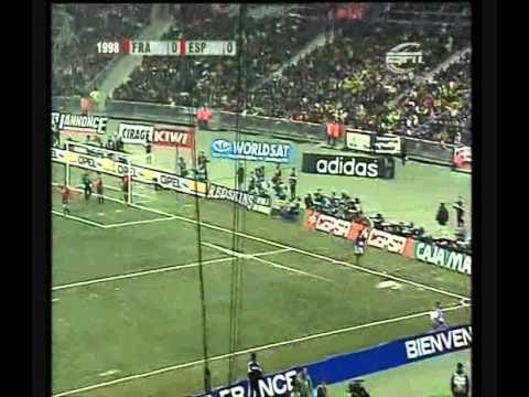 Foot 98 épisode 4 : Le match inaugural du stade de France en 1998
