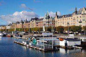 4 jours à Stockholm