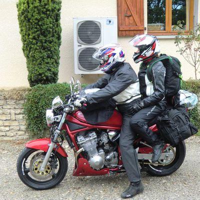 Voyage en Auvergne J1