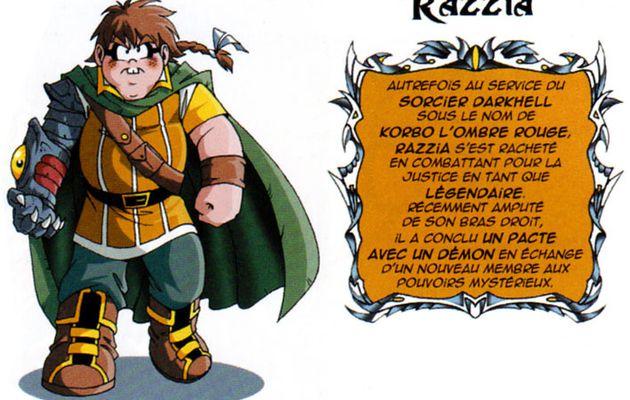 """Les Indiscrétions Du Livre d'Or N°127 : """"Razzia va quitter le convoi"""""""