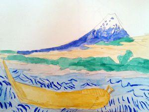 Comme Hokusai