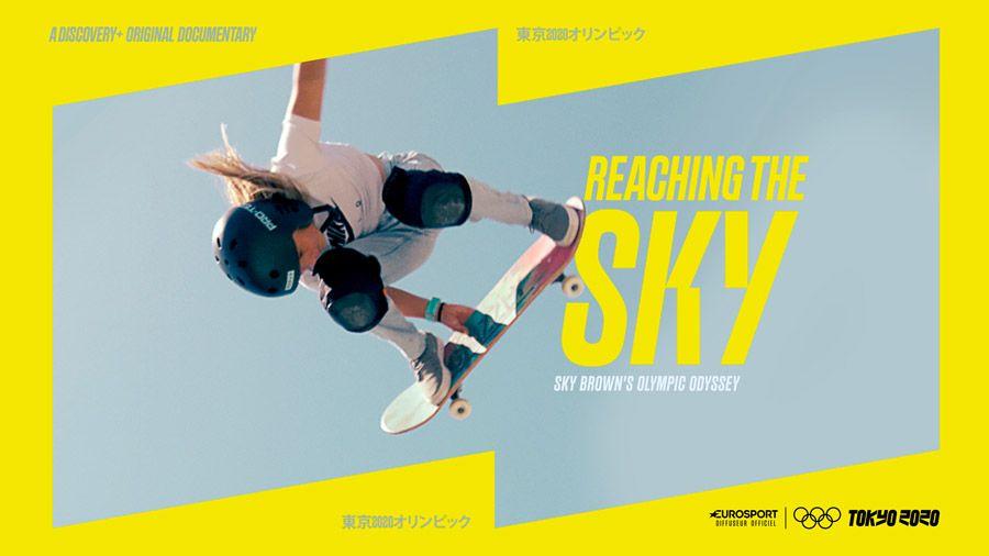 «Reaching the Sky», un documentaire exclusif à retrouver sur l'appli Eurosport et sur Eurosport.fr