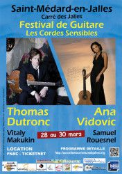Festival des Cordes Sensibles 2014