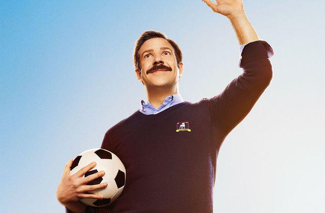 Ted Lasso (Saison 1, 10 épisodes) :pour l'amour du football