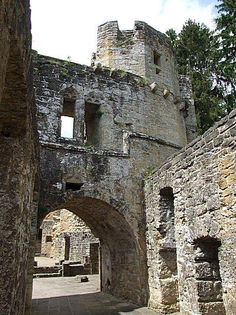 Diaporama château de Beaufort