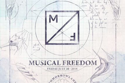 Musical Freedom, Tiësto's label will be in Tomorrowland 2018