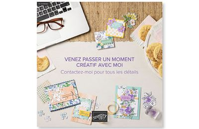 [Stampin'Up!®] Des primes en plus