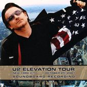 U2 -Elevation Tour -25/10/2001 -New-York USA ,Madison Square Garden #2 - U2 BLOG
