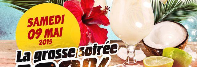 09/05/15 - Soirée Perle des Iles - Aix en Provence