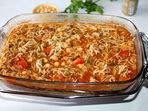 Harira (soupe marocaine)