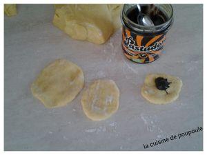 Brioche au lait d'amande et pâte à tartiner au thermomix ou sans
