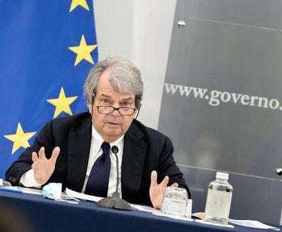 SEZ. POLITICA  Brunetta: 'Ora serve un'alleanza con popolari, liberali, socialisti' Ministro della Pubblica Amministrazione: 'La colonna portante dell'Europa è l'opinione moderata'