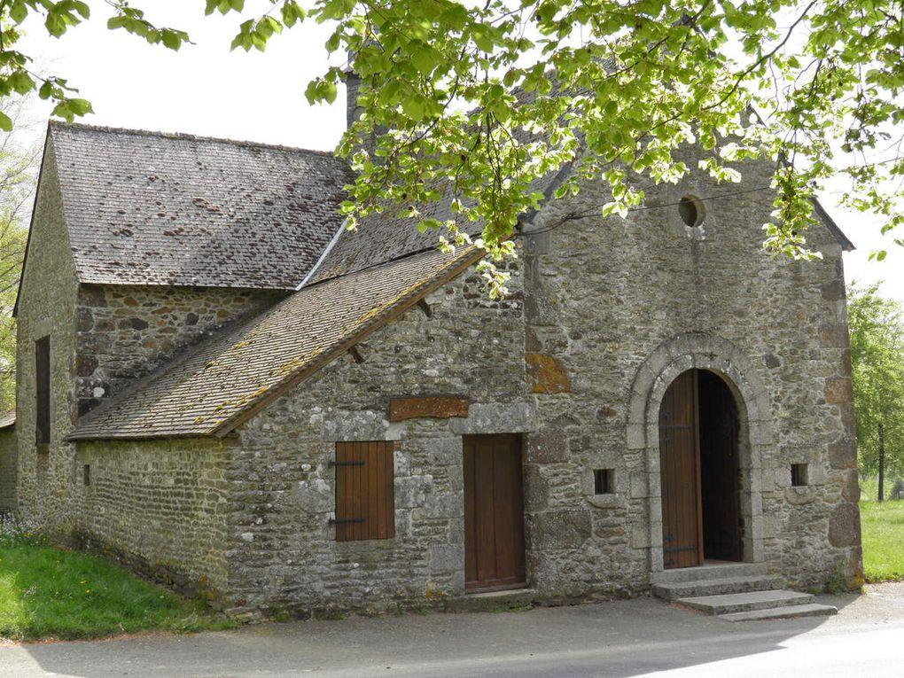 La chapelle et les foires de Sainte-Anne de Champfrémont