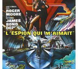 L'Espion qui m'aimait de Lewis Gilbert