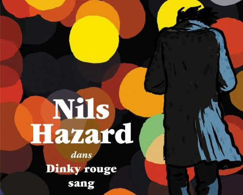 Nils Hazard, tome 1 : Dinky rouge sang - Marie-Aude Murail