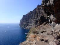 Les Falaises de Los Gigantes - Playa de Argel