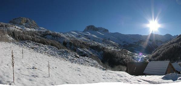 Premières neiges en PACA, et pas la dernière !