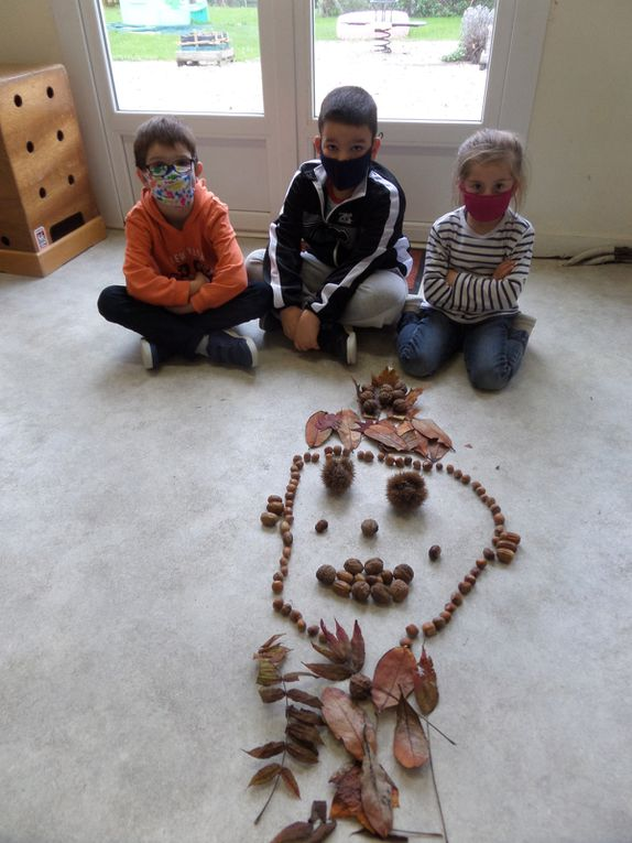 Du land art à l'école