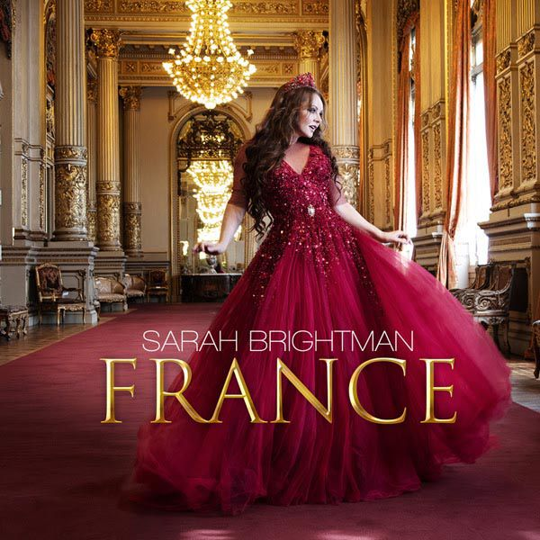 Sarah Brightman album france bernieshoot