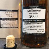 Aultmore 2008 Duncan Taylor - Passion du Whisky