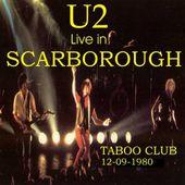 U2 -Boy Tour -12/09/1980 -Scarborough -Angleterre -Taboo Club - U2 BLOG