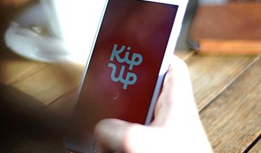 KipUp la presse 100% gratuite pour les étudiants