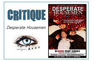 👁️ Critique Comédie - Desperate Housemen