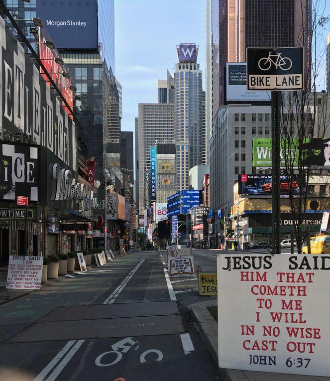 New York en confinement