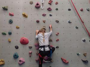 la semaine du 6 au 10 août , stage 2 grimpes , 7-8 ans .