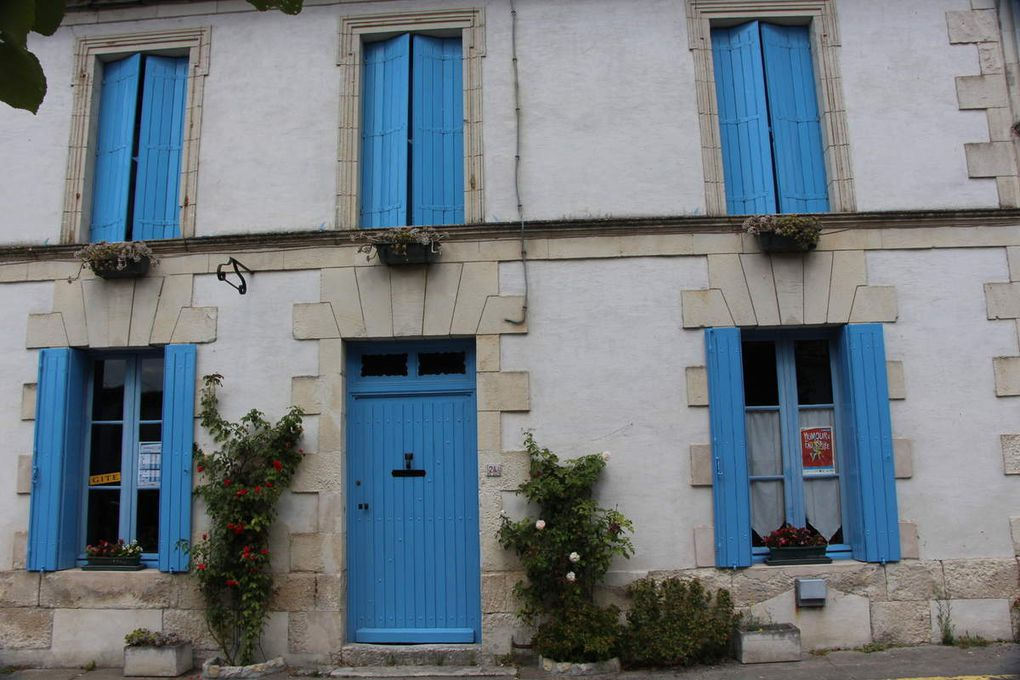Mornac sur Seudre, plus beau village de France