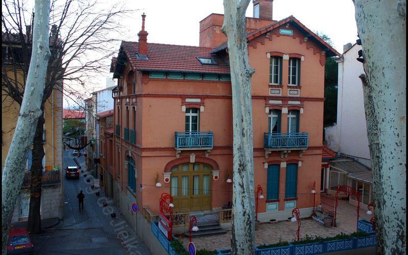 CERET (Pyrénées-Orientales) Belles demeures