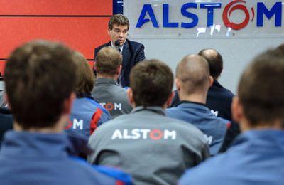Alsthom, ou le volontarisme politique de Montebourg.