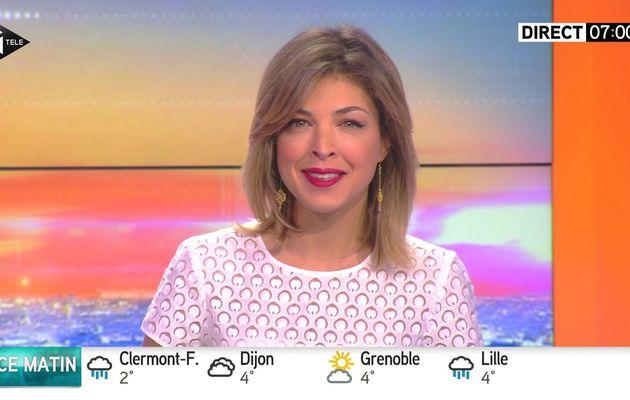 ELEONORE BOCCARA sur i>tele le 2016 04 30