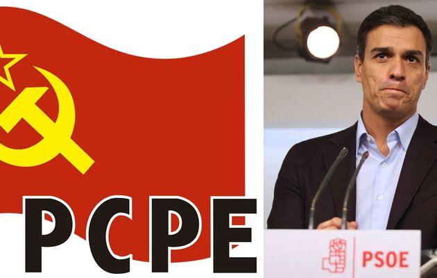 Pas une minute de répit pour le nouveau gouvernement capitaliste en Espagne - Déclaration du PCPE