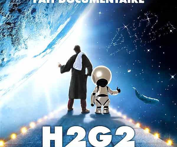 [critique] H2G2 : The Hitchhicker's Guide to the galaxy