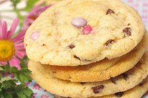 "| Cookies aux mini smarties | Cookies du ""dernier jour"""