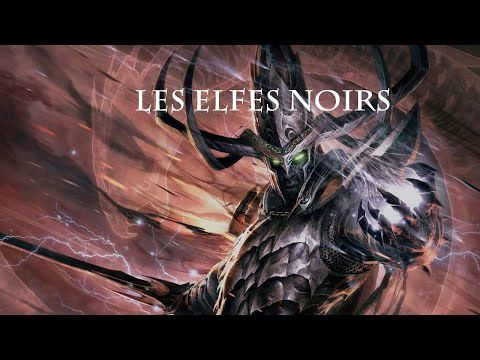 Les Elfes Noirs !