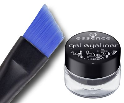 Essence Gel Eyeliner Brush.◕‿◕