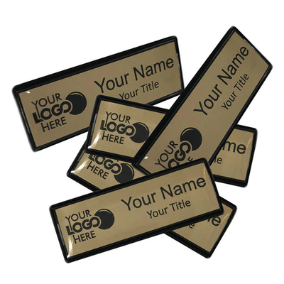 Magnetic Name Badges Make Staff Personable and Build Brand Awareness