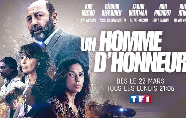 « Un homme d'honneur » avec Kad Merad et Gérard Depardieu dès ce lundi soir sur TF1