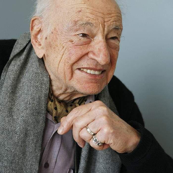 À la veille de mes 100 ans, que puis-je souhaiter ? EDGAR MORIN 99 ans.