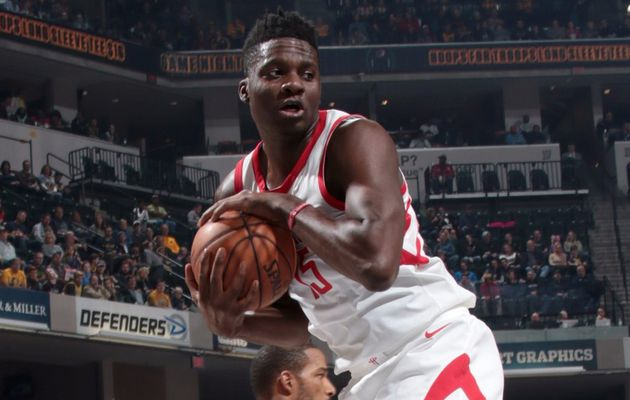 James Harden et Clint Capela s'occupent des Pacers