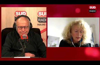 Sud Radio : Martine Wonner sur le vote du pass sanitaire