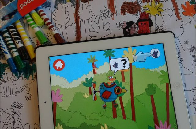 Creatives adventures : le coloriage prend vie avec Maped !