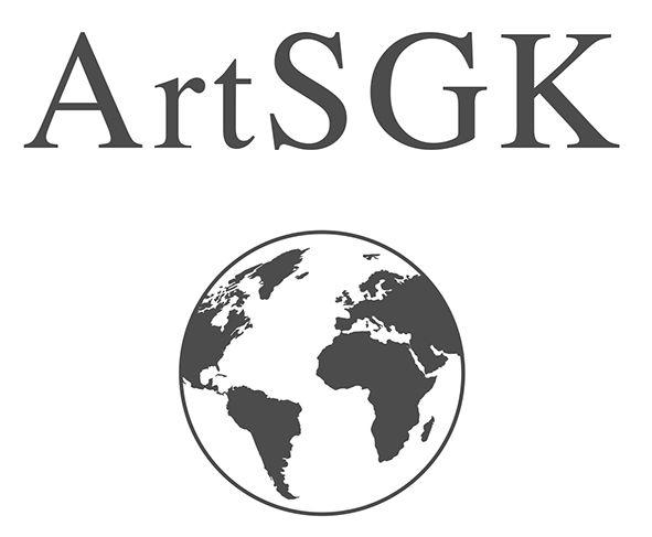 SANDRINE KNOELL - ArtSGK- LAUNCHES IN MONACO IRYNA PAREPSKAYA